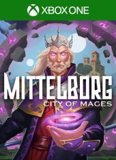 Portada de Mittelborg: City of Mages