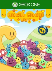 Portada de Mochi Mochi Boy