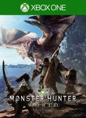 Portada de Monster Hunter: World