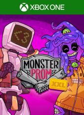 Portada de Monster Prom: XXL