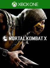 Portada de Mortal Kombat X