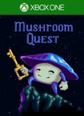Portada de Mushroom Quest