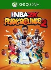 Portada de NBA Playgrounds 2