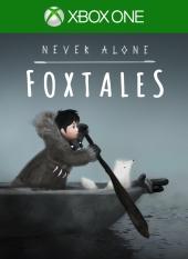 Portada de DLC Never Alone: Foxtales