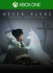 Portada de Never Alone (Kisima Ingitchuna)