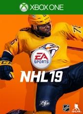 Portada de NHL 19