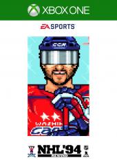 Portada de NHL 94 Rewind