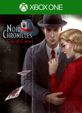 Portada de Noir Chronicles: City of Crime