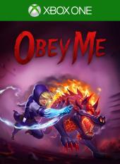 Portada de Obey Me