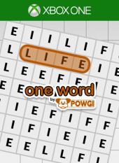 Portada de One Word by POWGI
