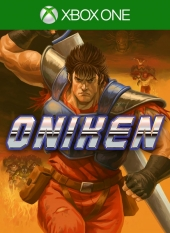 Portada de Oniken: Unstoppable Edition