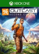 Portada de Outcast - Second Contact