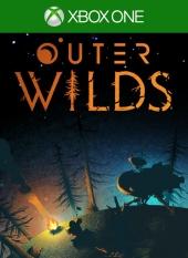 Portada de Outer Wilds