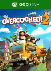 Portada de Overcooked! 2