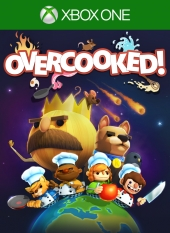 Overcooked Games With Gold de septiembre