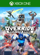 Override: Mech City Brawl Games With Gold de julio