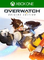 Portada de Overwatch: Origins Edition