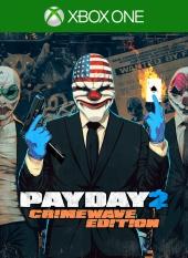 Portada de Payday 2: Crimewave Edition