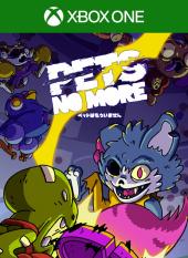 Portada de Pets no more