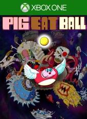 Portada de Pig Eat ball