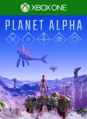 Portada de Planet Alpha