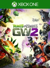 Portada de Plants vs. Zombies Garden Warfare 2