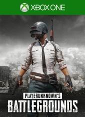 Portada de PlayerUnknown's Battlegrounds