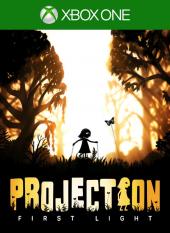 Portada de Projection: First Light