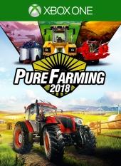 Portada de Pure Farming 2018