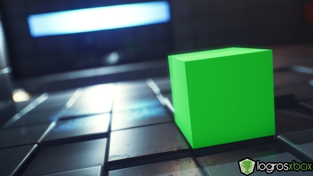 Green Cube Killer