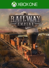 Portada de Railway Empire