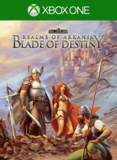 Portada de Realms of Arkania: Blade of Destiny