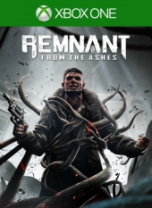 Portada de Remnant: From the Ashes