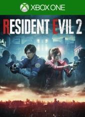 Portada de Resident Evil 2