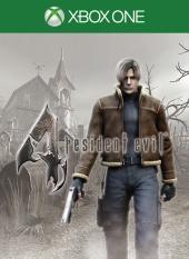 Portada de Resident Evil 4