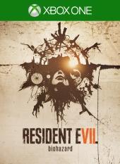 Portada de Resident Evil 7: Biohazard