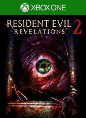 Portada de Resident Evil Revelations 2