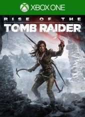 Portada de Rise of the Tomb Raider