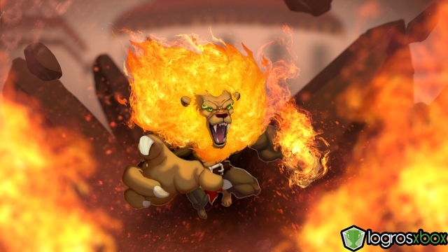 The Fire's Roar from Rivals of Aether