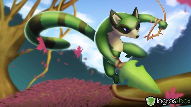 The Sylvan Watcher from Rivals of Aether