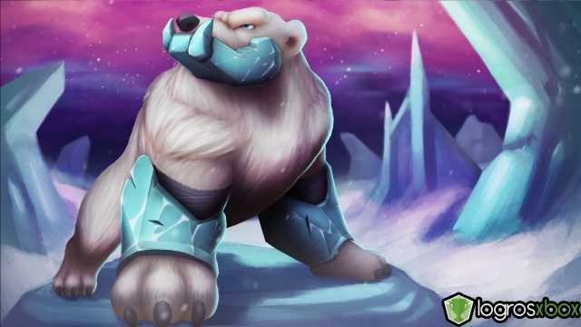 The Glacier's Might from Rivals of Aether