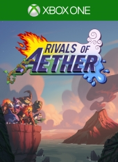 Portada de Rivals of Aether