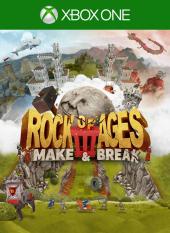Portada de Rock of Ages 3: Make & Break