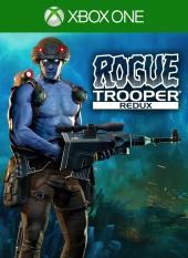 Portada de Rogue Trooper Redux