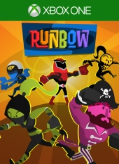 Runbow Games With Gold de julio