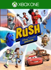 Rush: Una aventura Disney-Pixar