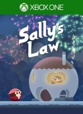 Portada de Sally's Law
