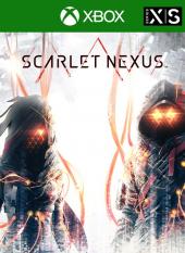 Portada de Scarlet Nexus
