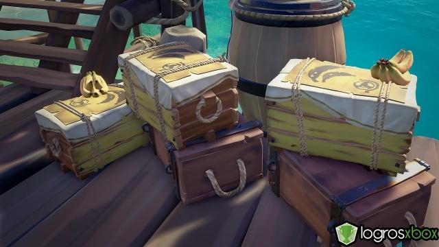 ¡Has recibido un elogio por entregar 1000 cajas de plátanos a tiempo!
