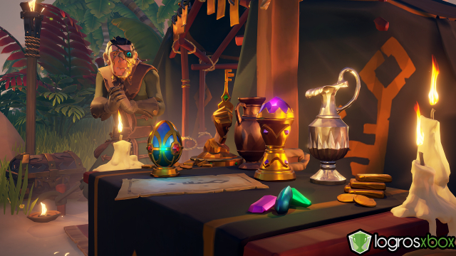 Be promoted to level 75 with the Gold Hoarders.